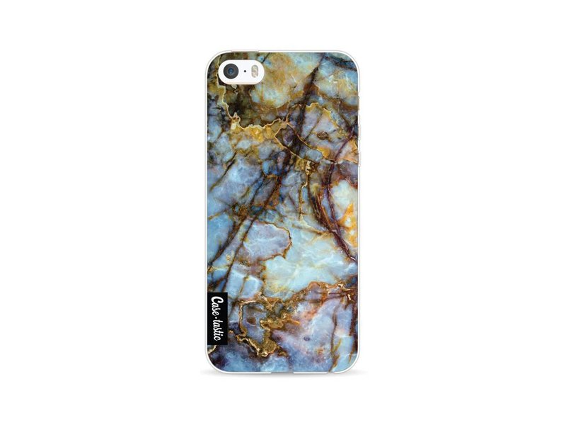 Casetastic Softcover Apple iPhone 5 / 5s / SE - Blue Marble