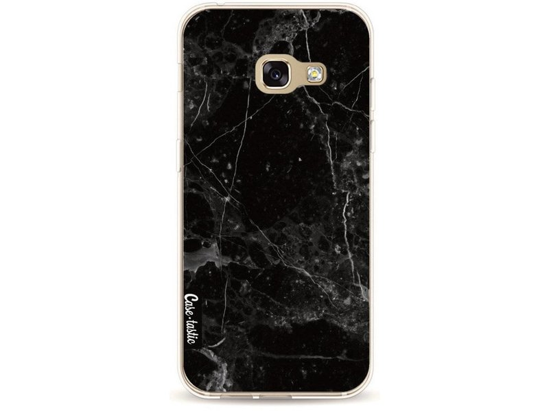 Casetastic Softcover Samsung Galaxy A3 (2017) - Black Marble