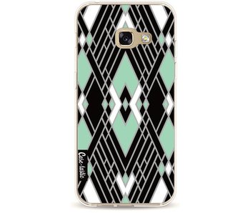 Art Deco Mint - Samsung Galaxy A3 (2017)