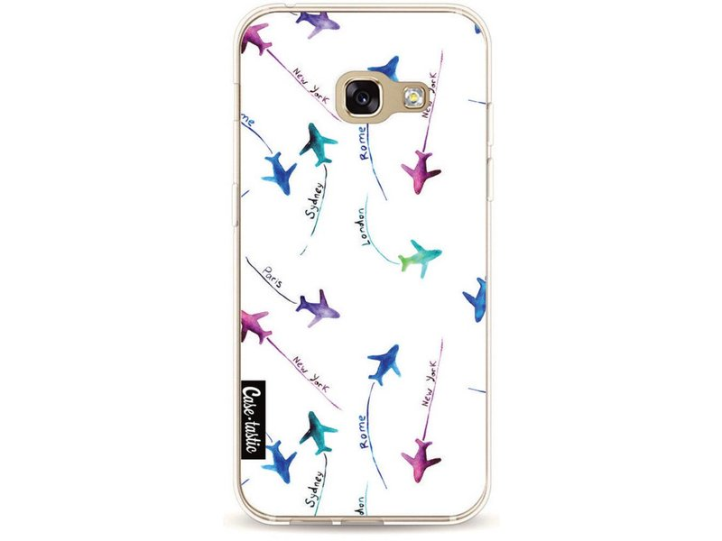 Casetastic Softcover Samsung Galaxy A3 (2017) - Around The World