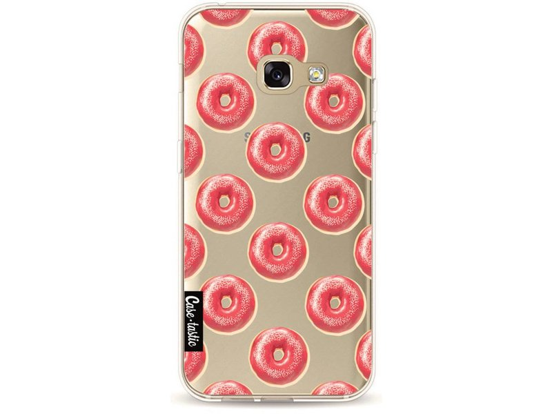Casetastic Softcover Samsung Galaxy A3 (2017) - All The Donuts