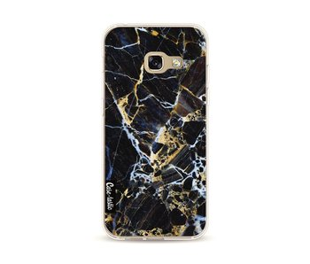 Black Gold Marble - Samsung Galaxy A3 (2017)