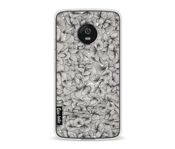 Abstract Pattern Black - Motorola Moto G5
