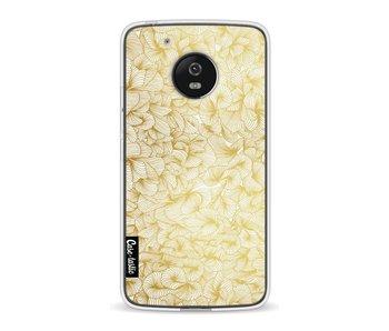 Abstract Pattern Gold - Motorola Moto G5