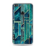 Casetastic Softcover Huawei P8 Lite (2017) - Blue Skies