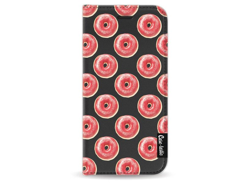 Casetastic Wallet Case Black Apple iPhone 6 - All The Donuts