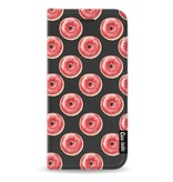 Casetastic Wallet Case Black Apple iPhone 7 / 8 - All The Donuts