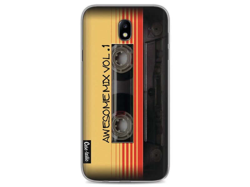 Casetastic Softcover Samsung Galaxy J7 (2017) - Awesome Mix