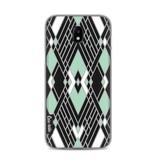 Casetastic Softcover Samsung Galaxy J5 (2017) - Art Deco Mint