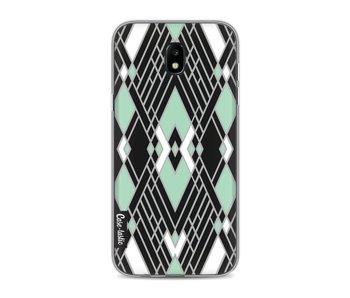 Art Deco Mint - Samsung Galaxy J5 (2017)