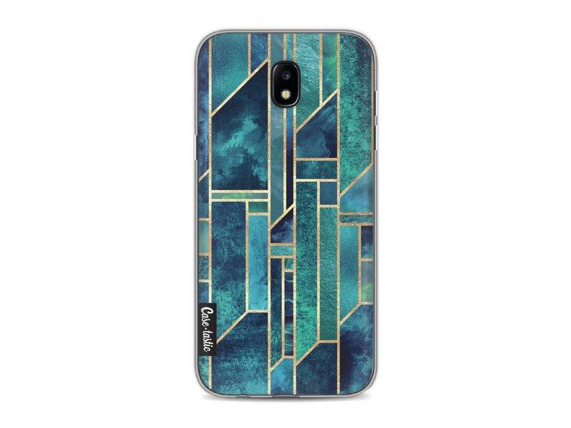 Casetastic Softcover Samsung Galaxy J5 (2017) - Blue Skies