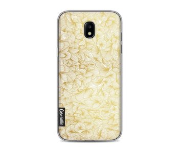 Abstract Pattern Gold - Samsung Galaxy J5 (2017)
