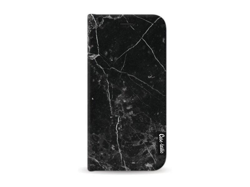 Casetastic Wallet Case Black Samsung Galaxy A3 (2017) - Black Marble