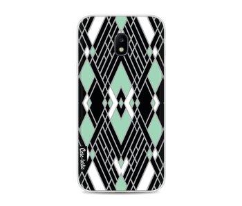 Art Deco Mint - Samsung Galaxy J3 (2017)