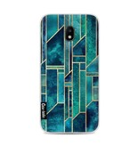 Casetastic Softcover Samsung Galaxy J3 (2017)  - Blue Skies