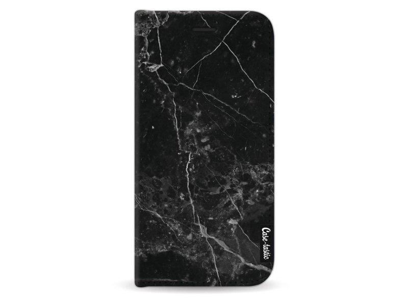 Casetastic Wallet Case Black Samsung Galaxy J5 (2017) - Black Marble