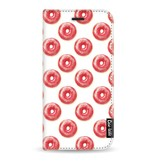 Casetastic Wallet Case White Samsung Galaxy J5 (2017) - All The Donuts