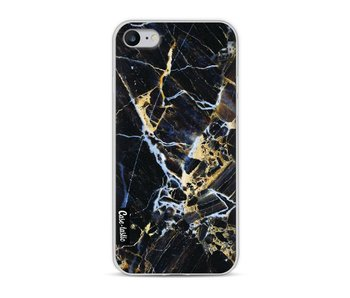 Black Gold Marble - Apple iPhone 8