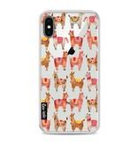 Casetastic Softcover Apple iPhone X - Alpacas