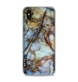 Casetastic Softcover Apple iPhone X - Blue Marble