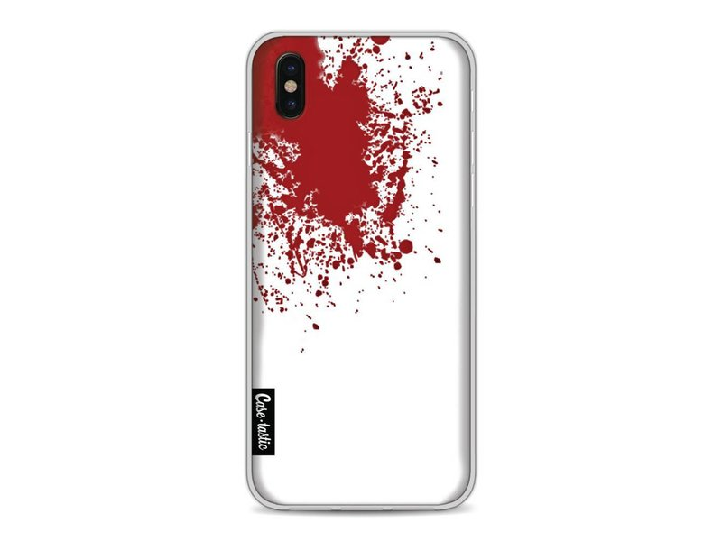 Casetastic Softcover Apple iPhone X - Bloody