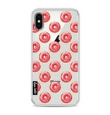 Casetastic Softcover Apple iPhone X - All The Donuts