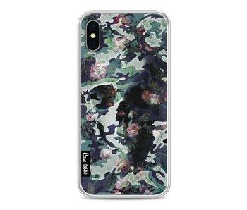 Army Skull - Apple iPhone X