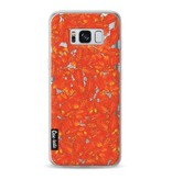 Casetastic Softcover Samsung Galaxy S8 - Autumnal Leaves