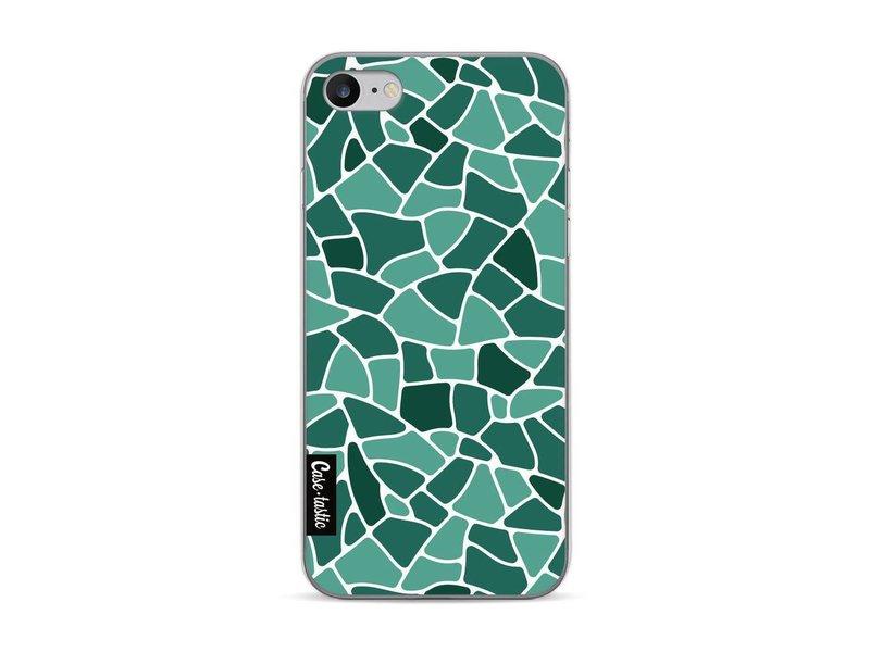 Casetastic Softcover Apple iPhone 7 / 8 - Aqua Mosaic