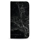 Casetastic Wallet Case Black Samsung Galaxy S8 Plus - Black Marble