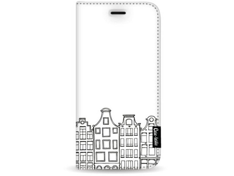 Casetastic Wallet Case White Samsung Galaxy S8 Plus - Amsterdam Canal Houses
