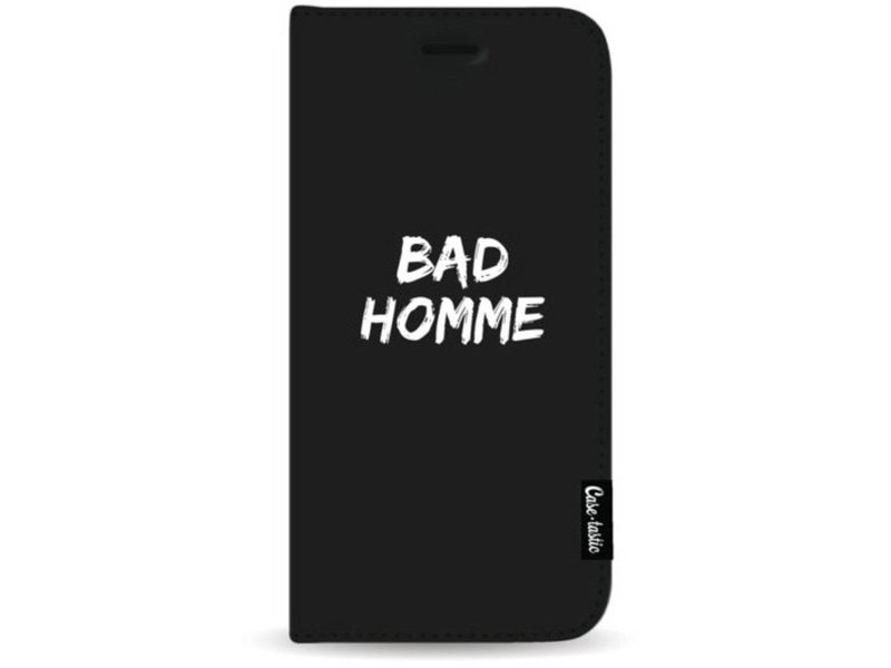 Casetastic Wallet Case Black Apple iPhone 7 Plus / 8 Plus - Bad Homme