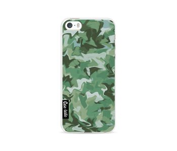 Army Camouflage - Apple iPhone 5 / 5s / SE