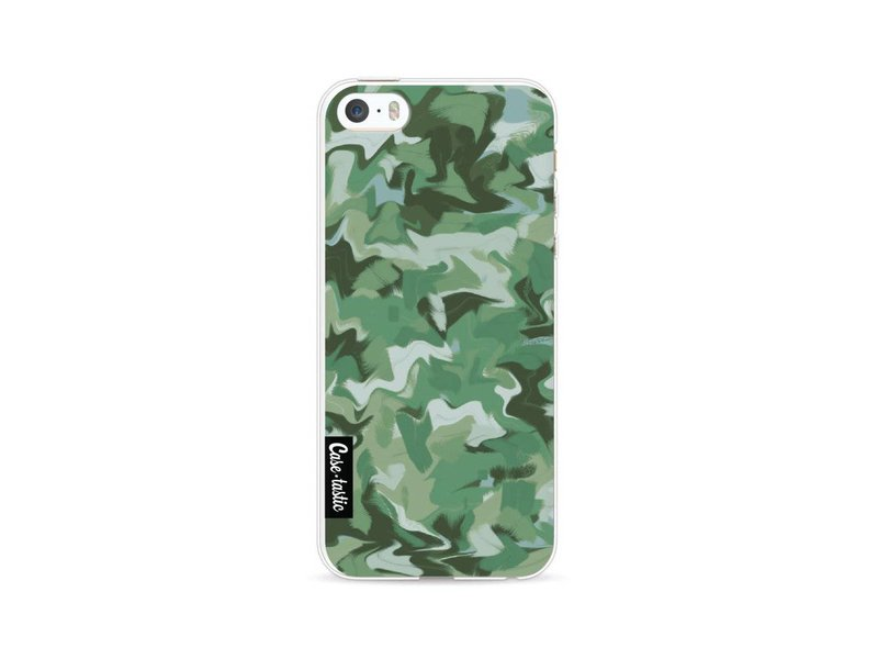 Casetastic Softcover Apple iPhone 5 / 5s / SE - Army Camouflage