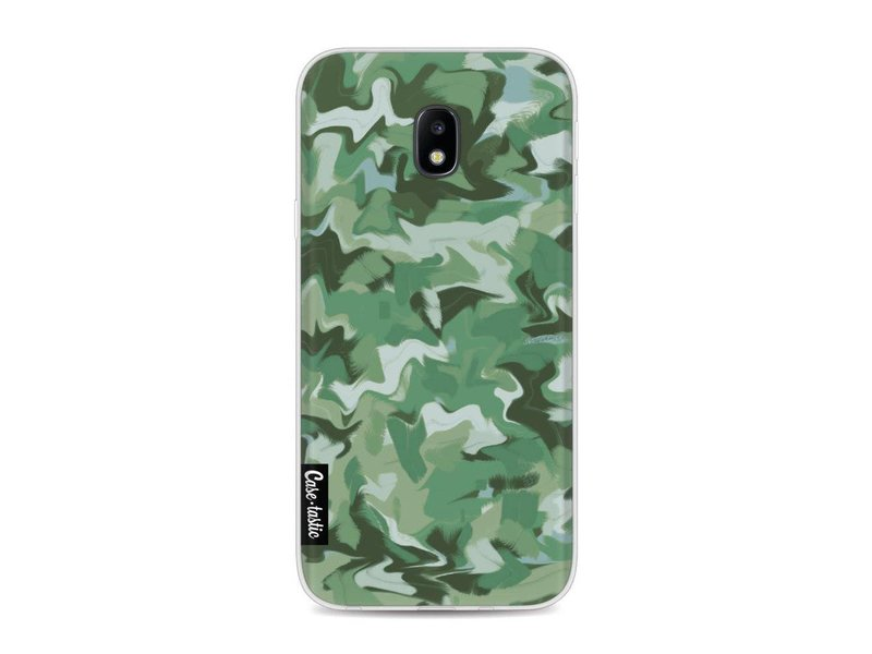 Casetastic Softcover Samsung Galaxy J3 (2017) - Army Camouflage