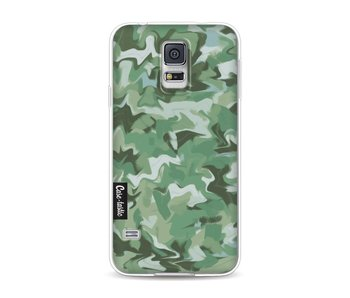 Army Camouflage - Samsung Galaxy S5