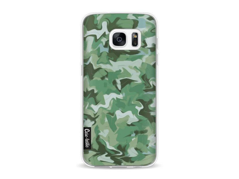 Casetastic Softcover Samsung Galaxy S7 - Army Camouflage