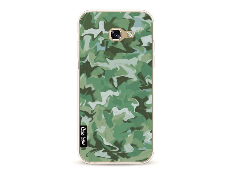 Casetastic Softcover Samsung Galaxy A5 (2017)  - Army Camouflage