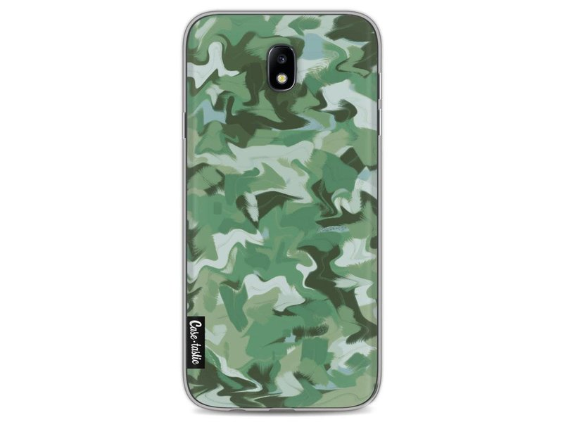 Casetastic Softcover Samsung Galaxy J7 (2017) - Army Camouflage