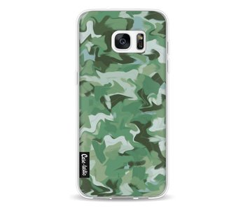 Army Camouflage - Samsung Galaxy S7 Edge