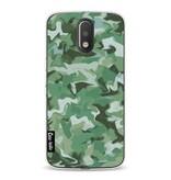 Casetastic Softcover Motorola Moto G4 / G4 Plus - Army Camouflage