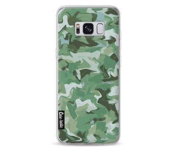 Army Camouflage - Samsung Galaxy S8