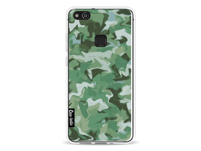 Casetastic Softcover Huawei P10 Lite - Army Camouflage