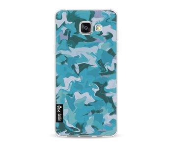 Aqua Camouflage - Samsung Galaxy A5 (2016)