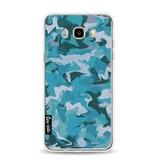 Casetastic Softcover Samsung Galaxy J5 (2016) - Aqua Camouflage