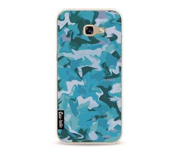 Aqua Camouflage - Samsung Galaxy A5 (2017)