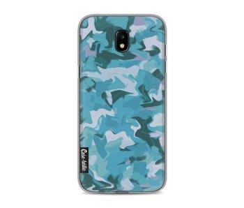 Aqua Camouflage - Samsung Galaxy J5 (2017)