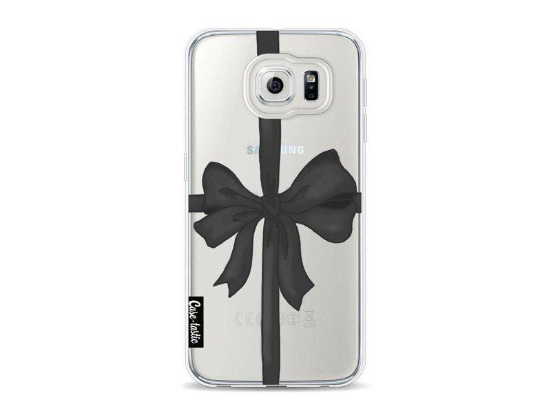 Casetastic Softcover Samsung Galaxy S6 - Black Ribbon