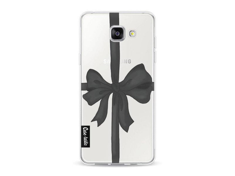 Casetastic Softcover Samsung Galaxy A5 (2016) - Black Ribbon