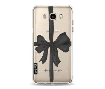 Black Ribbon - Samsung Galaxy J5 (2016)
